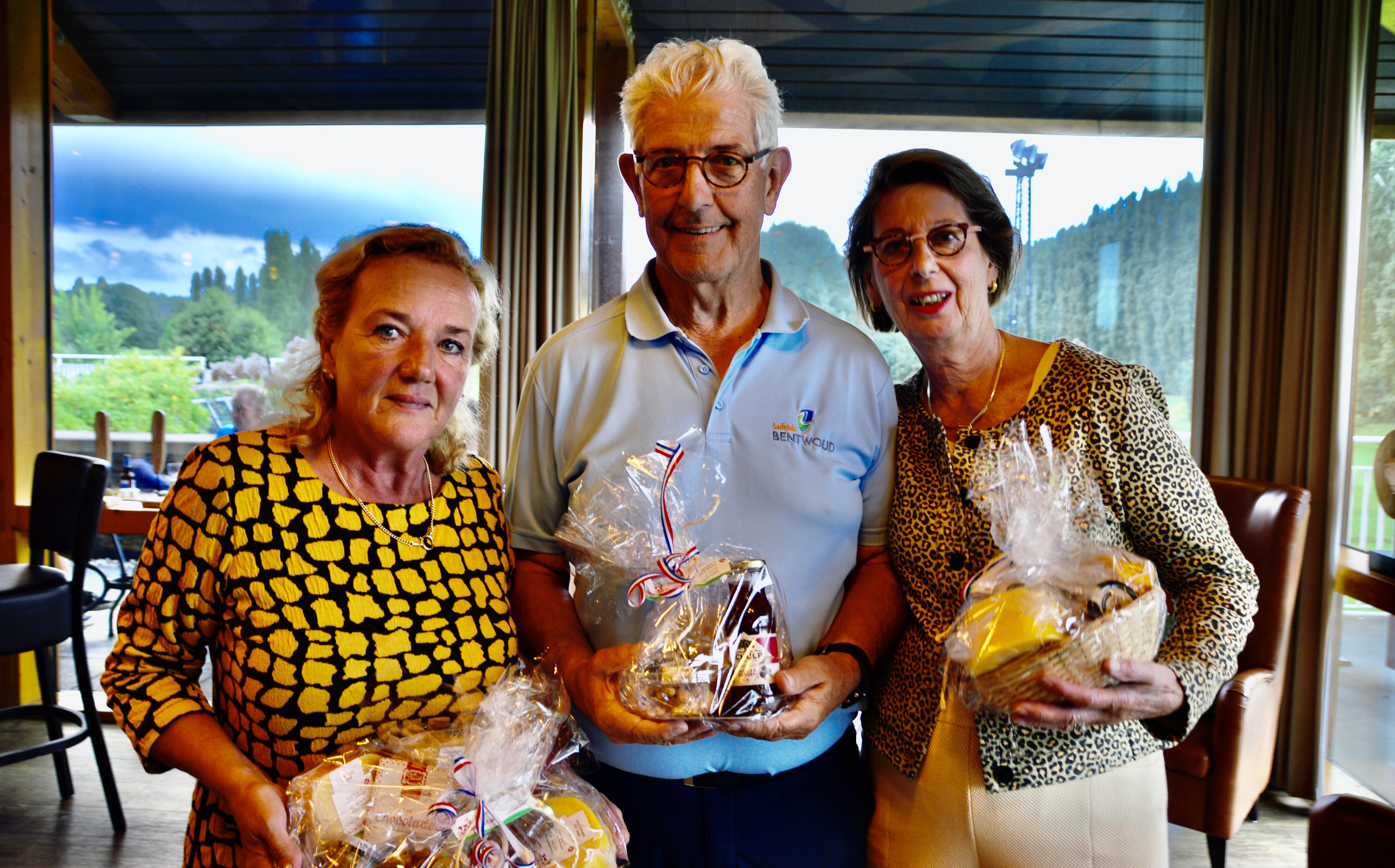 Seniorenuitje 2021 naar Rijswijkse Golfclub